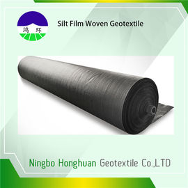 الصين 80kn / 80kn يحوك Geotextile تقوية نسيج Swg80-80 high-strength المزود