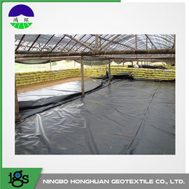 الصين anticorrosion hdpe Geomembrane أنبوب لتقييد ثانويّ 1.25MM موزع